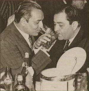 Mukesh And Raj Kapoor